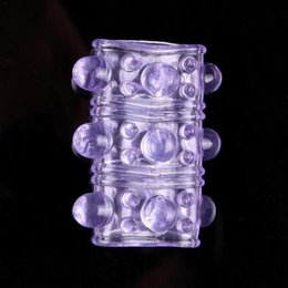 Wholesale Effectively track queries Dragon Ball male delay ring Crystal lock fine ring Cockrings Adult fun supplies
