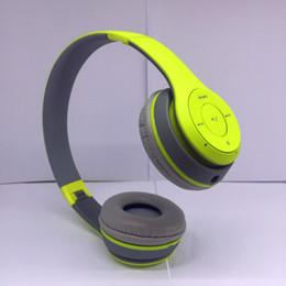 Wholesale 2016 Wireless bluetooth headphone TM TM Bluetooth card radio function drop shipping BLUETOOTH JIANRONG