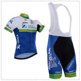 2016 GREENEDGE Blue Cycling Jersey Bicycle Breathable Racing Bicycle Clothing Quick-Dry Lycra GEL Pad Race MTB Bike Bib shorts