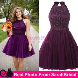 Wholesale 2016 Homecoming Dresses for Summer th Grade Pageant Girls Back to School Sweet Graduation Miss Teen USA Fashion Ball Prom Cocktail Gowns