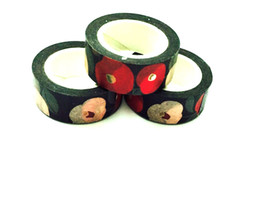 washi masking tape for mix 10 pcs a lot New Design Hot Sale 2016