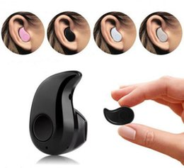Fashion Sport Wireless Bluetooth mini V4.1 universal Stereo Earphone Running Headphone Studio Headset with Microphone