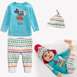 Baby Sets Newborn Toddler Sleepsuit Cartoon Animal Long Sleeve Tops Sweatshirts Pants Leggings Autumn Kids Clothes Baby Boys Clothing 152