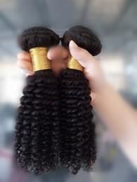 Short Cheap Brazilian Kinky Curly Hair 6A Unprocessed Brazilian Afro Kinky Curly Hair 1Pcs 100%Human Hair Extensions