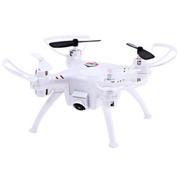 Promotion drones de caméras aériennes Skytech TK 106 Drones 2.4G 4CH Quadcopter 6 Axe Gyro RC Drone 2.0MP Caméra Hélicoptère de véhicule aérien sans pilote + B