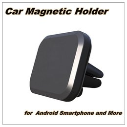 Wholesale Universal Car Mount Degrees magnetic phone holder mobile vehicle magnetic holder for All mobile phone and electronic products