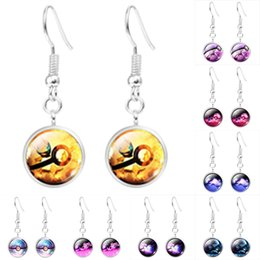 New Fashion Jewelry long Earrings For womens Animation film pattern Dangle & Chandelier Earrings 11 styles girl Earring