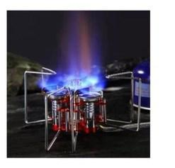2017 les types d'incendie 2016 Nouveau BL100-B6- Alliage d'aluminium de haute résistance et acier inoxydable Type de gaz poêle à fendre Trois piliers extérieur Foyer de feu féroce peu coûteux les types d'incendie