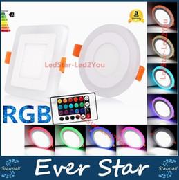 Wholesale Hot Sale Acrylic Led Ceiling Light RGB Led Kitchen Lights W W W W Led Downlights High Lumen Lum W Led Panel Lights