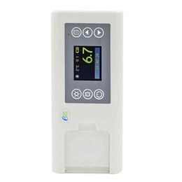 Wholesale insulin refrigerator continuously intelligent display and control system definition on color LCD screen button design for convenient BIC30