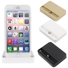 Wholesale New Best Sale USB Port Charger Station Cradle Data Sync Charging Dock for iPhone Plus iphone V9M CJA
