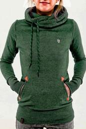 2016 New Women Hoodies Sweatshirt Casual Hooded Long Sleeve Pocket Design Embroidered Hoodie For Women Sweatshirts Woman