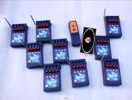 Promotion les types d'incendie 2016 Nouvelle utilisation de l'année 36 Fireworks Chaîne système Firing Radio feu taille de type boîte à distance étanche Fil électronique