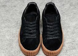 Wholesale Hot Rihanna Sale Suede Creepers Men women Casual Shoes Shoes size