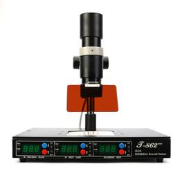Wholesale T862 IRDA Welder Infrared Heating Rework Station BGA SMT SMD