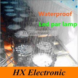 Wholesale DMX led light X15W Silent IP65 Waterproof RGBAW in1 LED Par Light Outdoor LED Par Lamp three years warranty