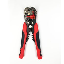 Tovia Wire Stripper, 8-Inch Wire Stripping Tool Automatic Cable Stripper Cutter Crimper