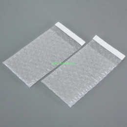 "100 PCS Clear Self Seal Bubble Packing Envelopes Wrap Bags (Width 65 - 170mm) x (Length 80 - 220mm) Multi Sizes (2.5"" to 6.7"" x 3"" to 8.7"")"