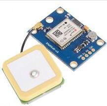 Wholesale GY NEO6MV2 NEO M GPS Module with EEPROM MWC APM Flight Controller RC Parts