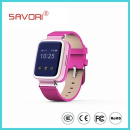 Wholesale Free shipment of Kids GPS Tracker watch with MTK6261 CPU SOS ALARM Support acceleration SMS query W29C