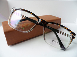new Female leopard optical big Vintage full-rim frame pureTR90 + mental decoration for prescription glasses