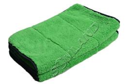Multi purpose 20pcs Plush Coral Fleece Microfiber Towels Ultra absorbent car cleaning towel washing cloth 720gsm