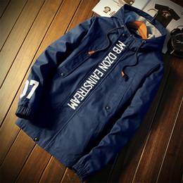 Coton ouaté korean veste de baseball à vendre-2016 NOUVEAU style coréen de style de Japonais de manteau de mode de mode de base-ball des hommes occasionnels Hoodies printemps automne manteaux adolescents streetwear plus plus la taille