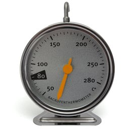 Wholesale High Quality Stainless Steel Oven Cooker Thermometer Temperature Gauge M1180 Best Promotion