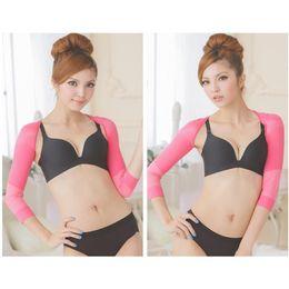 Wholesale-Women Arm Shaper Back Shoulder Corrector Slimming Weight Loss Arm Shaper Lift Shapers Massage Arm Control Shapewear