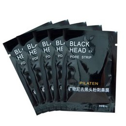 Wholesale of dog pictures Beauty Care Face Nose herbal Blackhead Remover mask face pore strip
