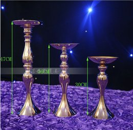 47cm tall )Wedding master table candlestick for wedding
