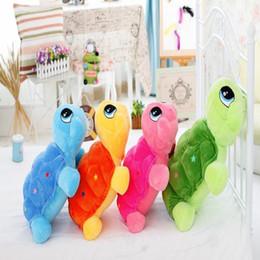 Wholesale Baby toys turtle eyes plush toy doll pillow sleeping pillow children couple birthday baby toys