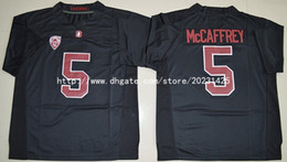 Wholesale New Factory Outlet Rose Bowl Stanford Cardinal College Football Jerseys Game Andrew Luck Christian McCaffrey Jersey Men s Red