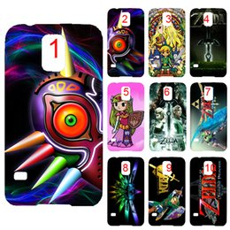 Wholesale new The Legend of Zelda plastic case hard cover for samsung galaxy s3 s4 s5 mini s6 s7 edge