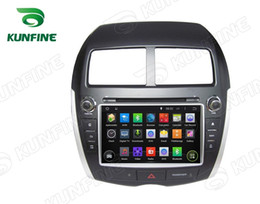 8 Inch Quad Core 1024*600 Screen Android 5.1 Car DVD GPS Player MITSUBISHI ASX 2010-2012 Radio Steering Wheel Control
