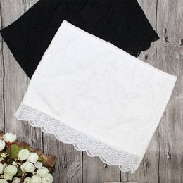 Wholesale Xia Xinkuan Lace Lace Long Fund Tube Top Ma am Joker Rendering Sexy Beautiful Behind Back Hollow Out Wrap Chest Underwear