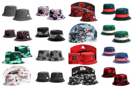 Wholesale 2016 New bucket hats Fashion Cayler Sons Bucket Hat High Quality Hiphop Floral fishing sun Cayler Sons Cap For Men Women styles