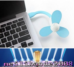 Wholesale Dragonfly USB Mini Fan ABC Silicone with EVA Flabellum W Portable Flexible Cooling Cooler Traveling Fan USB Charger OEM logo MYY