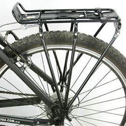 Wholesale Mountain Bike Bicycle Cycling Shelf Bike Racks Aluminum Backseat V Brake Luggage Racks Rear Carriers B098