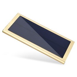 2016 New 10000mah solar power bank dual usb external battery solar charger powerbank for iphone samsung Xiaomi HTC