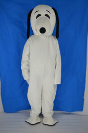 Wholesale Snoopy cartoon mascot costume mascot love garment factory direct support to private customized direct delivery of cotton