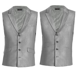 Wholesale new arrival prom tuxedos vests wedding grom vests mens tuxedos for prom wedding eveing party dinner