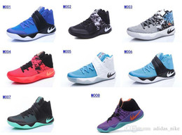 Wholesale High quality KYRIE IRVING BROTHERHOOD DUKE basketball shoes Hot selling Fashion sports sneaker US size7