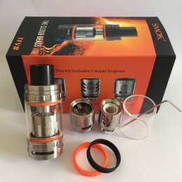 smoktech smok the cloud beast tfv8 full kit kits tank tanks atomizer V8 T8 T6 Q4 RBA Coil Coils Head rebuildable clone clones