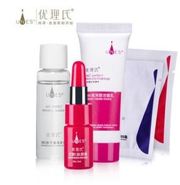 Wholesale Make up semi finished products OEM samples in skincare travel set piece in whitening and moisturizing concealer