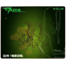 Wholesale E Blue Mazer Gaming Mouse Pad Medium XMP0200 E LUE computer game keyboard mouse gift lady Christmas