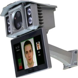Wholesale HD P Biometric ONVIF IP Camera with Embedded Facial Recognition Function Software for Time Attendance Access Control