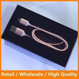 Wholesale Original A Magnetic Charger Cable USB Adapter for iPhone s s s Plus iPad Magnet Charging Cable with Retail Packing