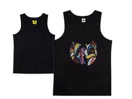 Top quality wutang men's sportwear tank top new arrival loose hiphop men vest summer tank top