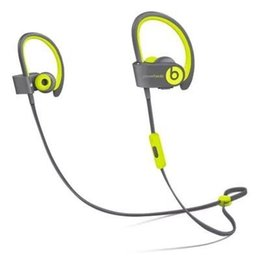 Wholesale Nice Sound Used Beats powerbeats wireless Active collection earphone noise Cancel Bluetooth Headset Refurbished without box DHL FREE